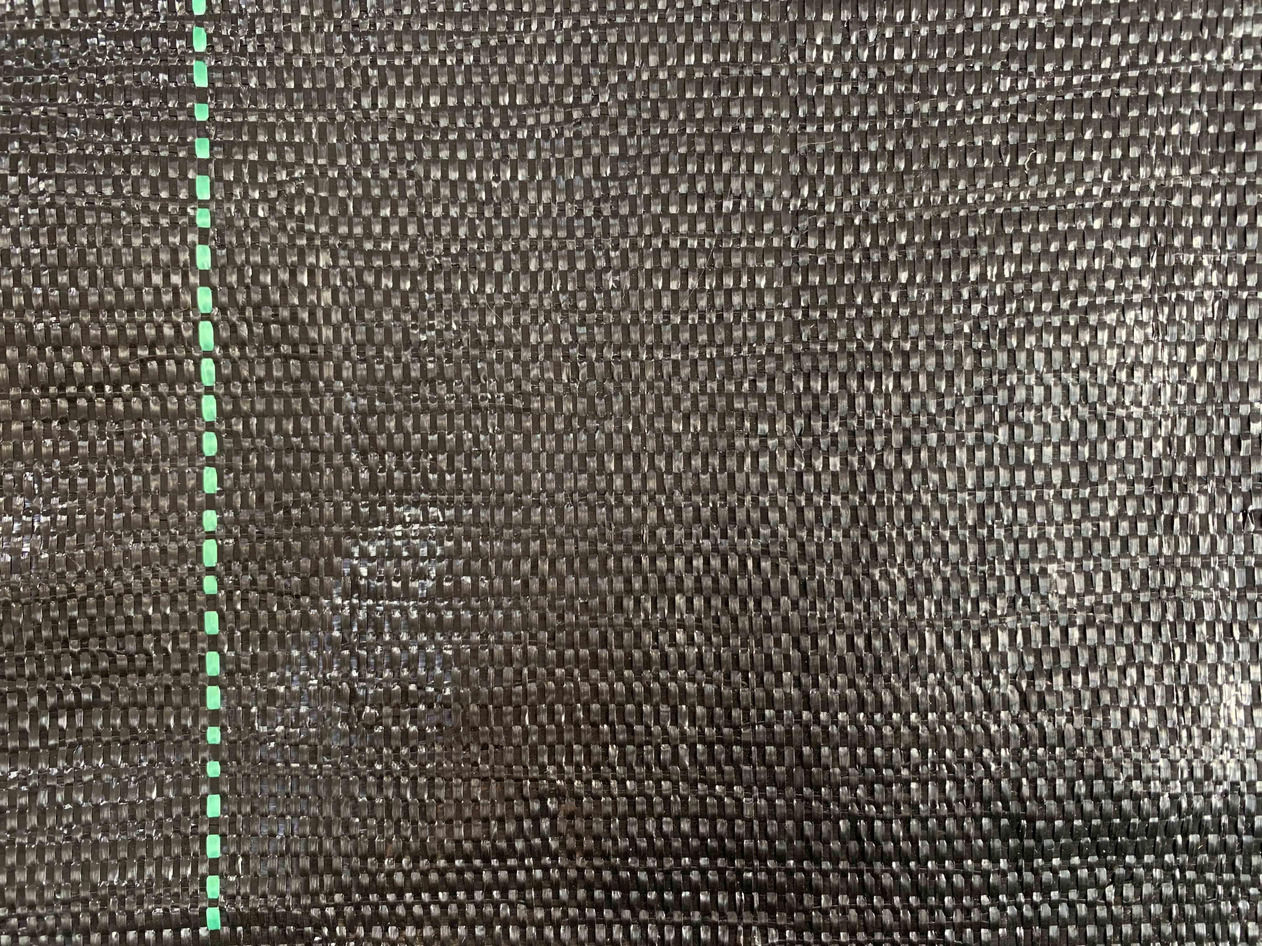 广西pe高密度细丝防草布地布片梭工艺