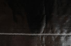 吴中黑色防草布