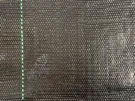 pe高密度细丝防草布地布片梭工艺