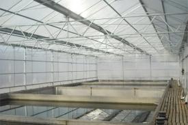 新疆海水水产养殖棚膜编织膜