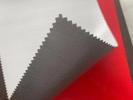 新疆宽幅PE编织布覆膜涂膜防水高档篷布