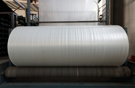 PE braided fabric for greenhouse (tent)